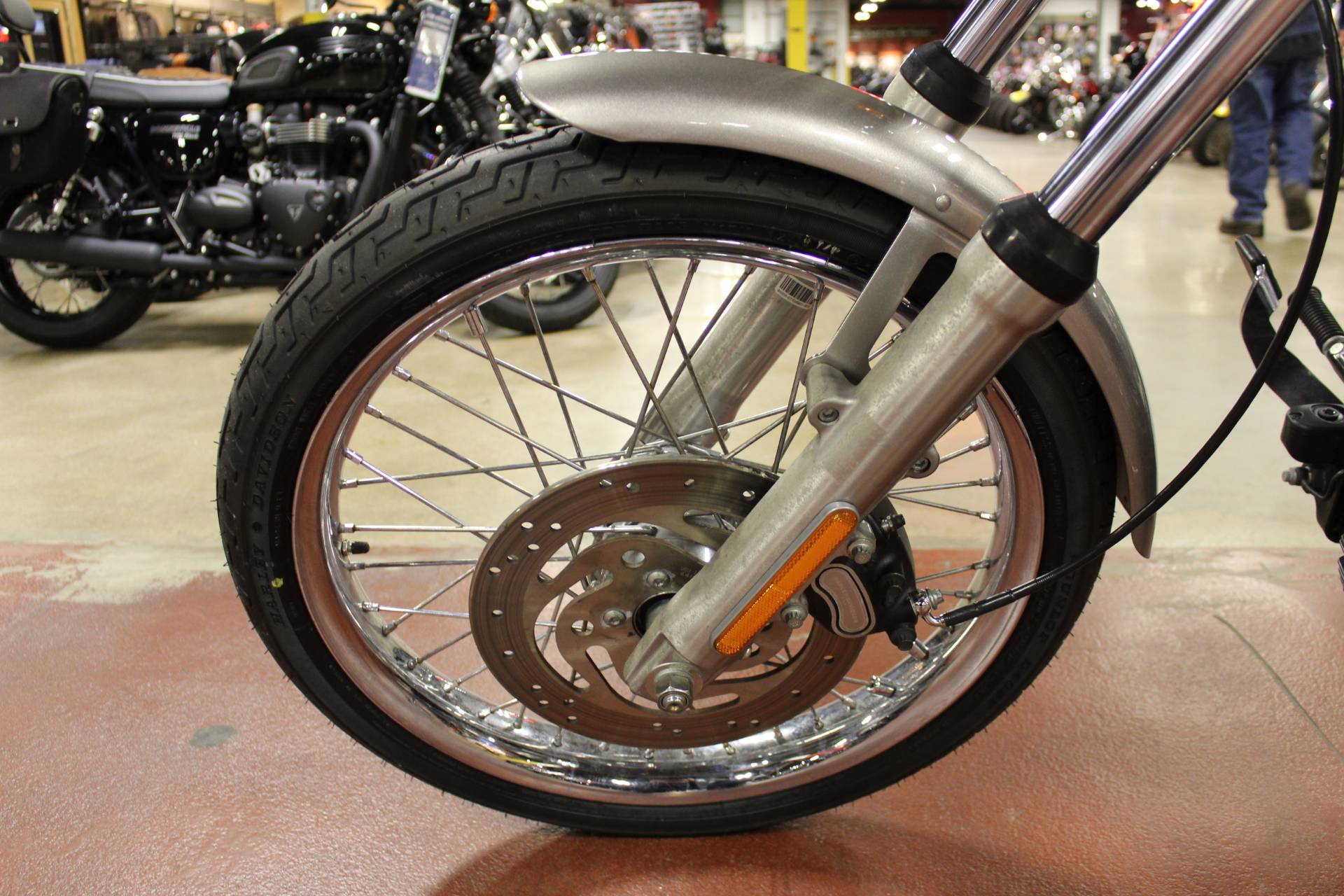 2007 Harley-Davidson FXSTC Softail® Custom in New London, Connecticut - Photo 21