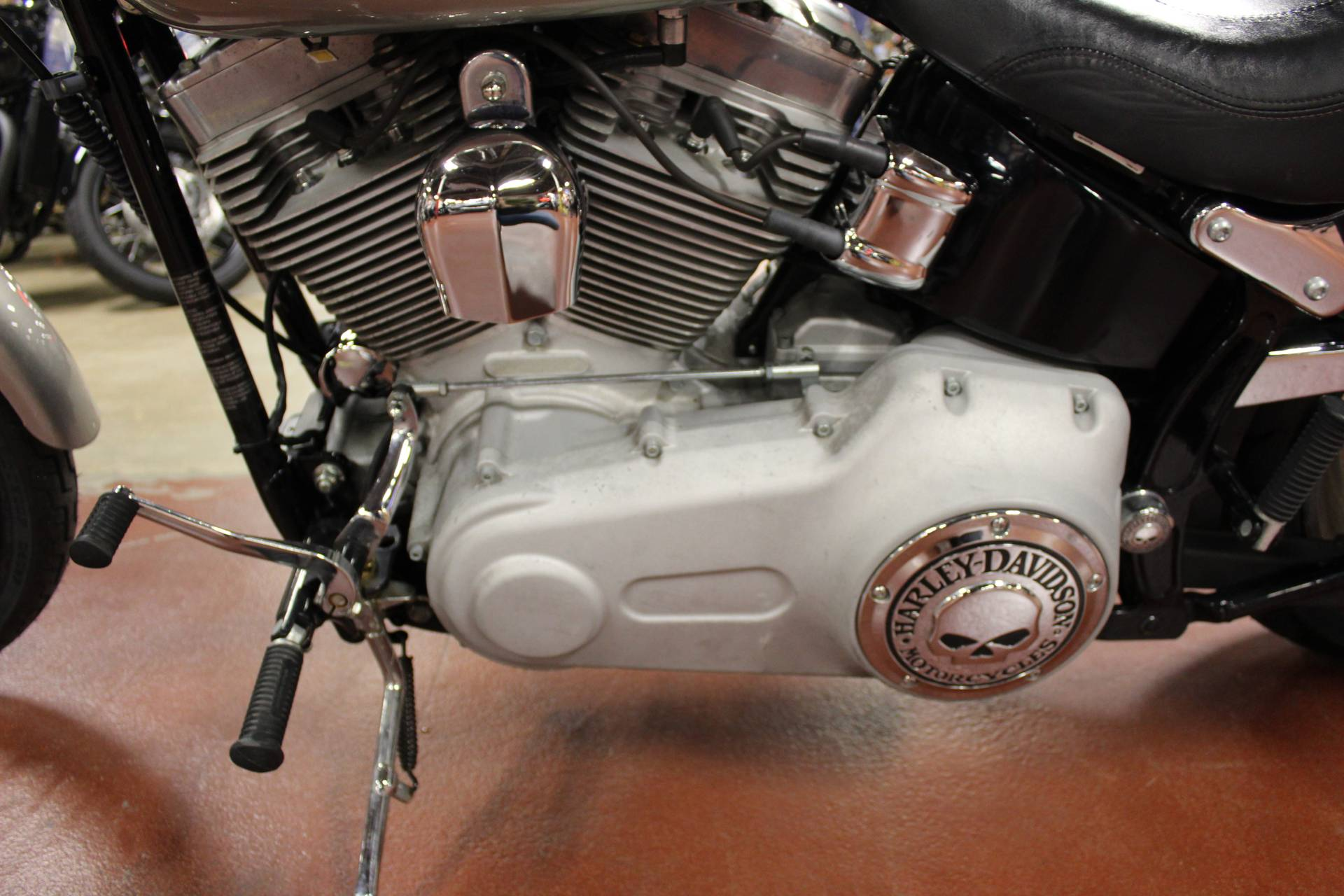 2007 Harley-Davidson FXSTC Softail® Custom in New London, Connecticut - Photo 16