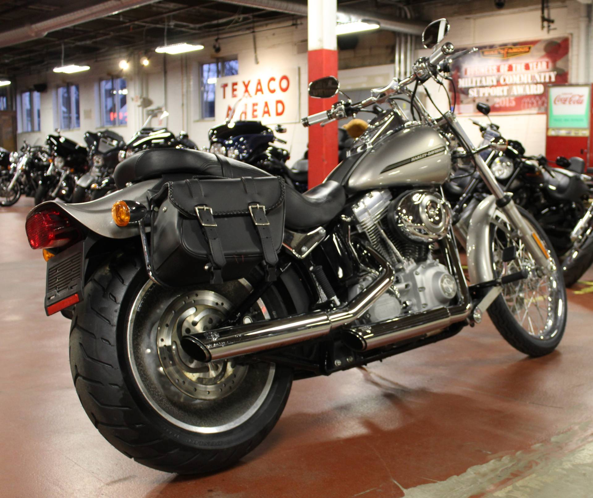 2007 Harley-Davidson FXSTC Softail® Custom in New London, Connecticut - Photo 8