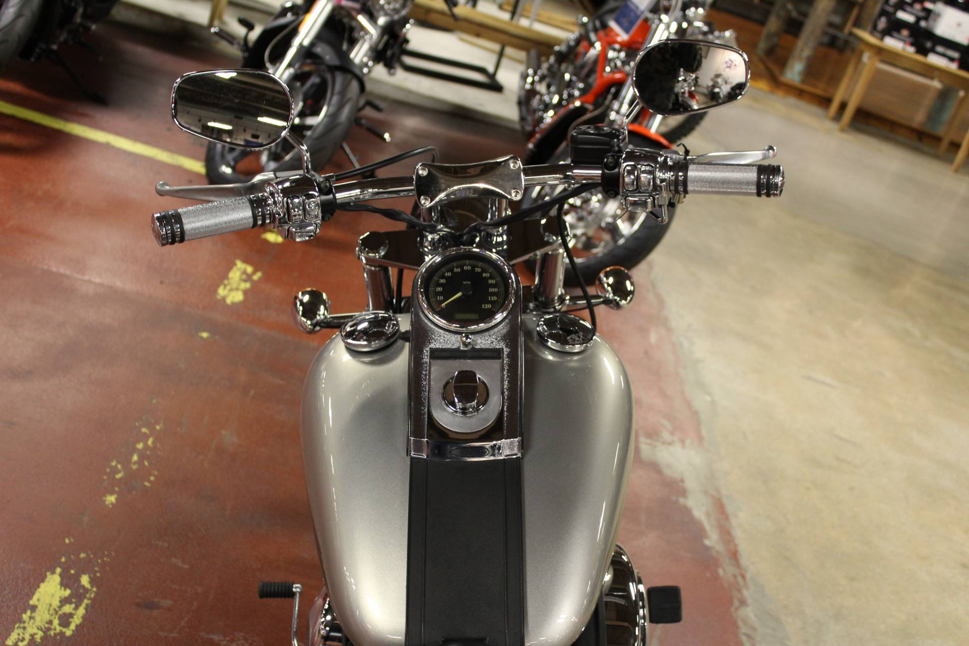 2007 Harley-Davidson FXSTC Softail® Custom in New London, Connecticut - Photo 10