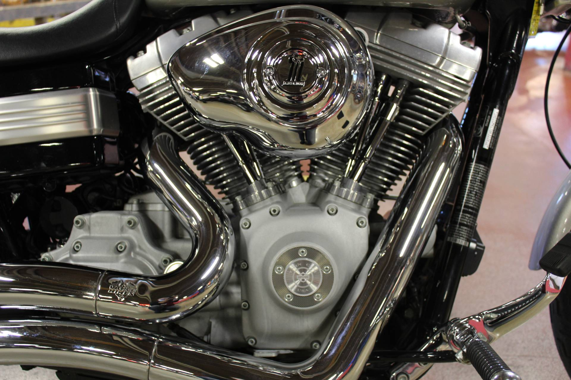 2008 Harley-Davidson Dyna® Super Glide® in New London, Connecticut - Photo 15