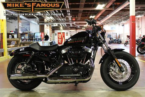 2015 Harley-Davidson Forty-Eight® in New London, Connecticut - Photo 1