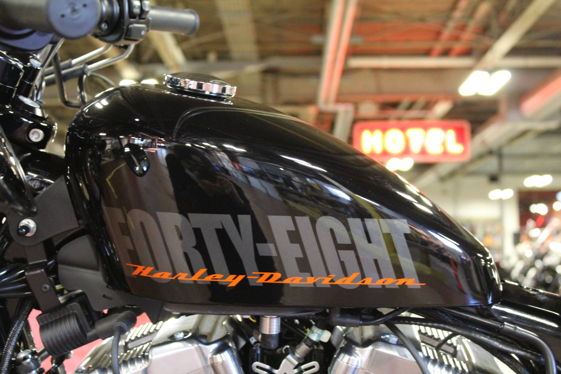 2015 Harley-Davidson Forty-Eight® in New London, Connecticut - Photo 11