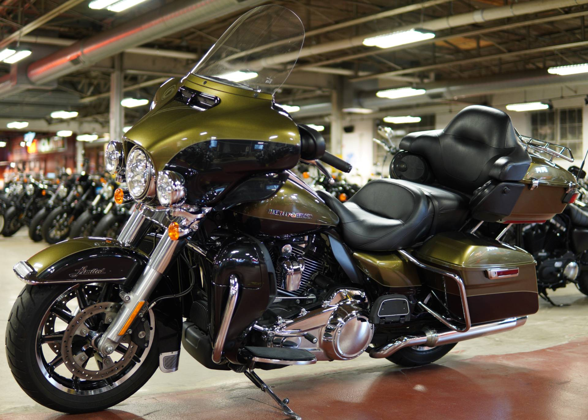 2018 Harley-Davidson Ultra Limited in New London, Connecticut - Photo 4