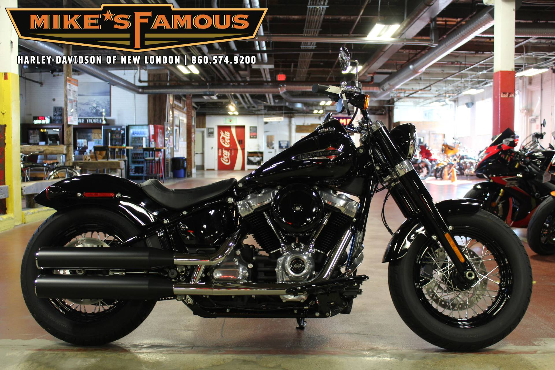 2019 Harley-Davidson Softail Slim® in New London, Connecticut - Photo 1
