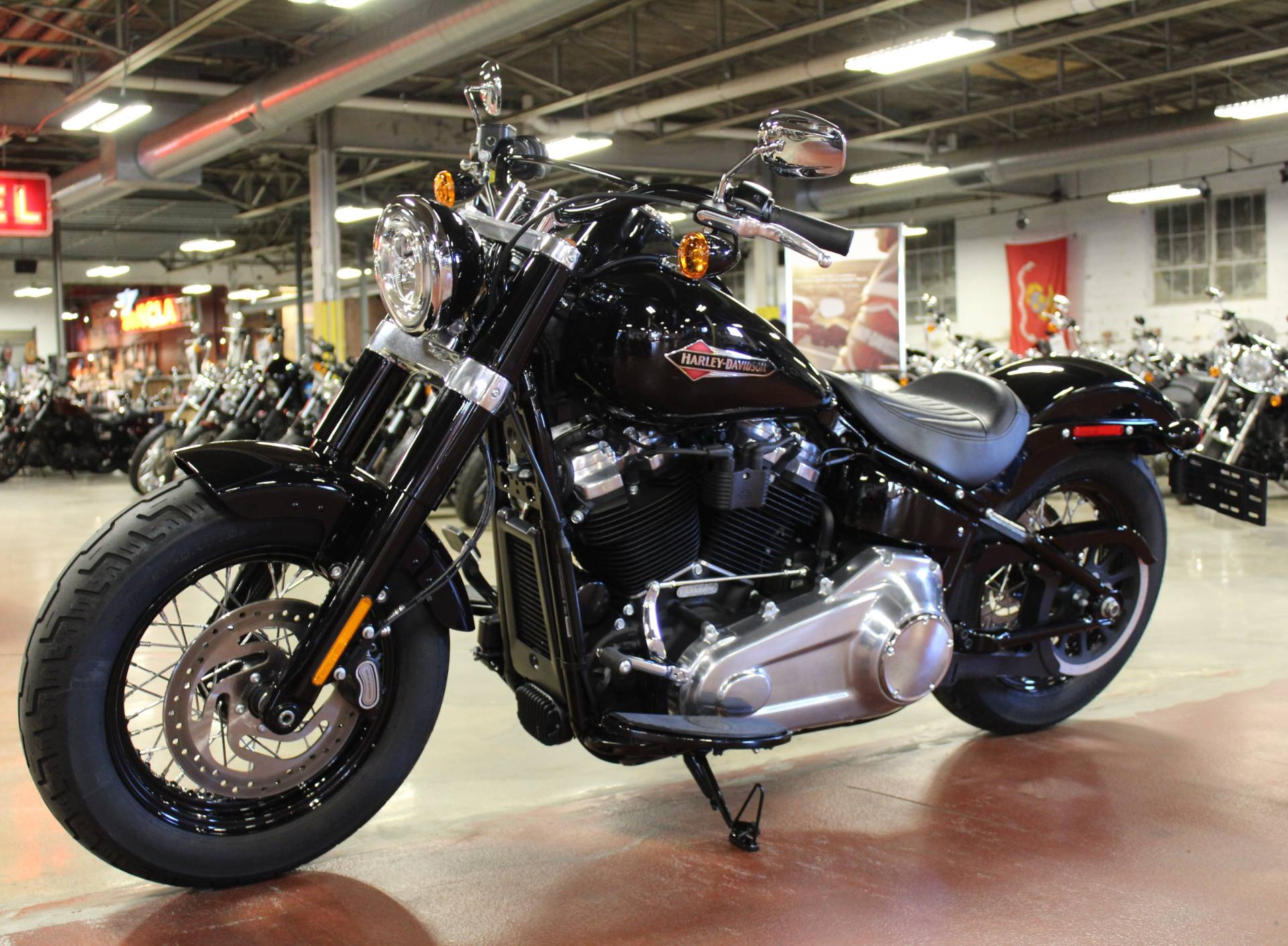 2019 Harley-Davidson Softail Slim® in New London, Connecticut - Photo 4