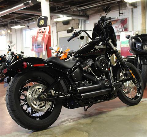 2018 Harley-Davidson Street Bob® 107 in New London, Connecticut - Photo 9