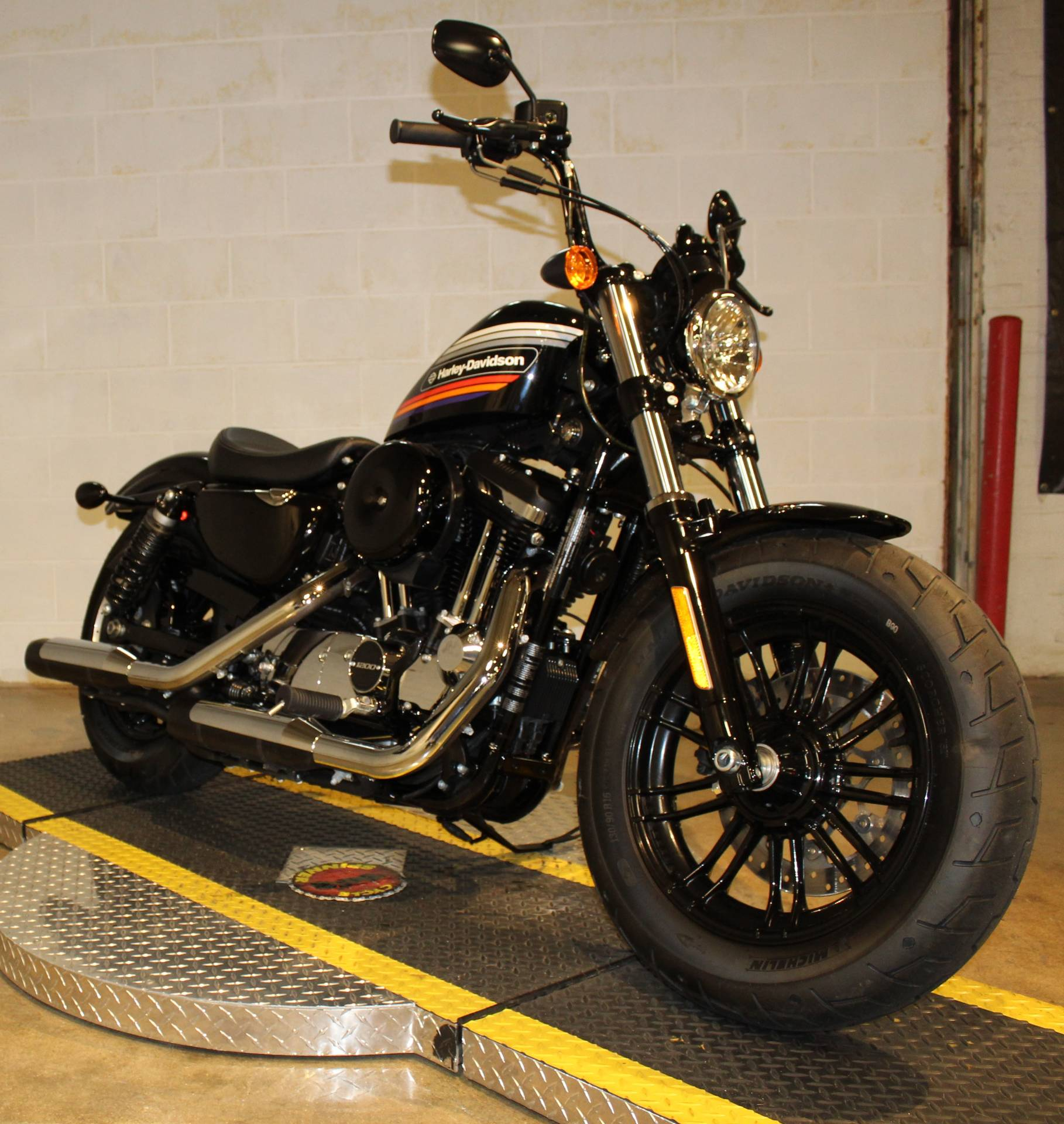 2018 Harley-Davidson Forty-Eight® Special in New London, Connecticut - Photo 8