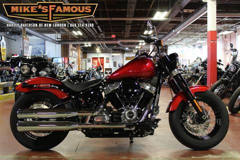 2018 Harley-Davidson Softail Slim® 107 in New London, Connecticut - Photo 1