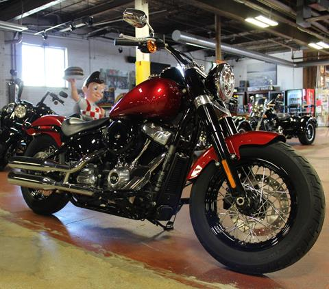 2018 Harley-Davidson Softail Slim® 107 in New London, Connecticut - Photo 2