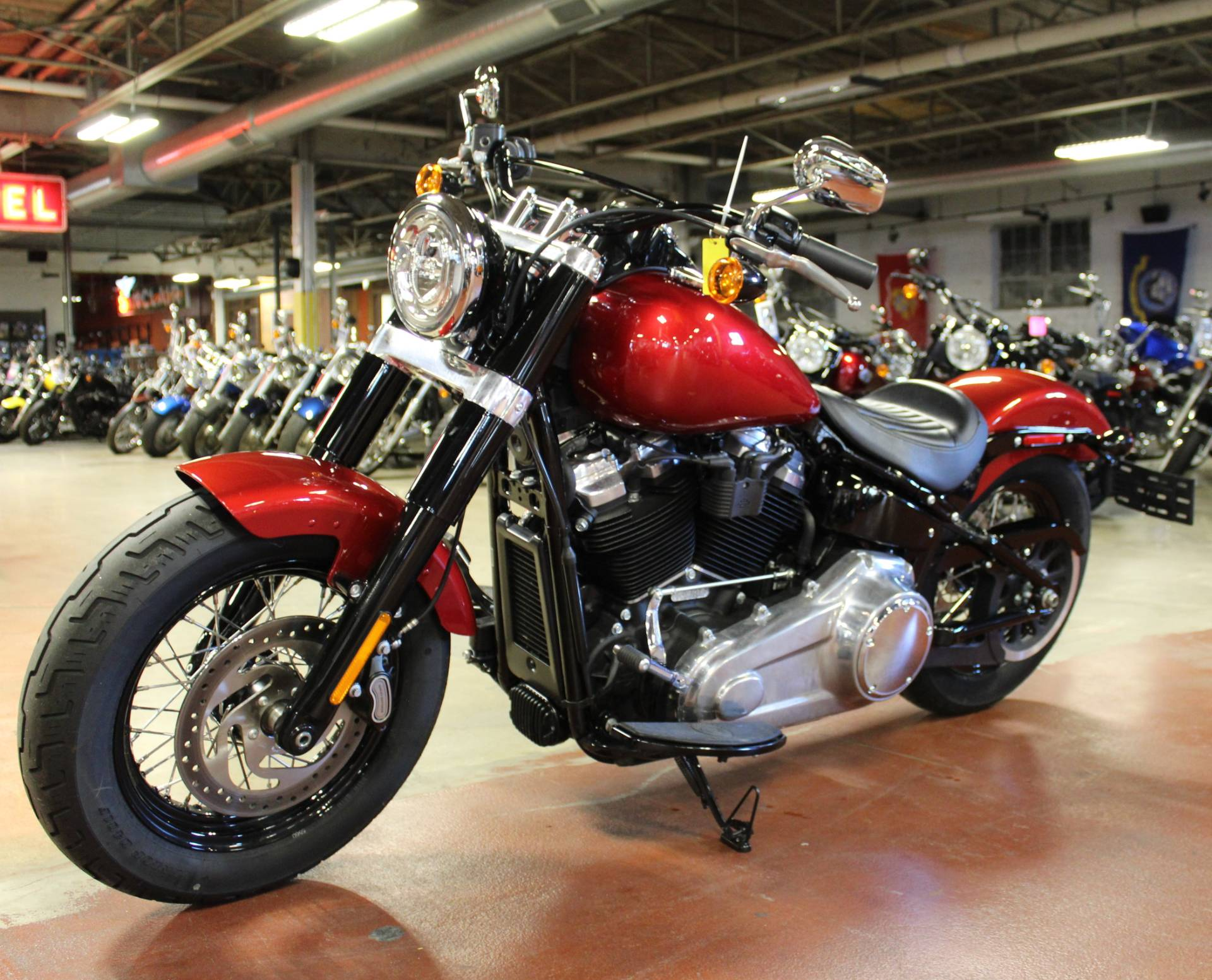 2018 Harley-Davidson Softail Slim® 107 in New London, Connecticut - Photo 4