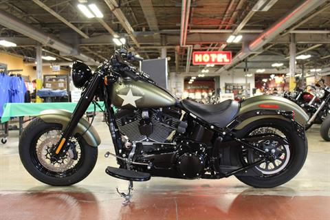 2017 Harley-Davidson Softail Slim® S in New London, Connecticut - Photo 5