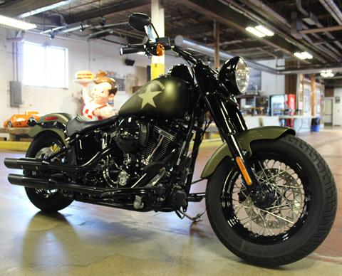 2017 Harley-Davidson Softail Slim® S in New London, Connecticut - Photo 2