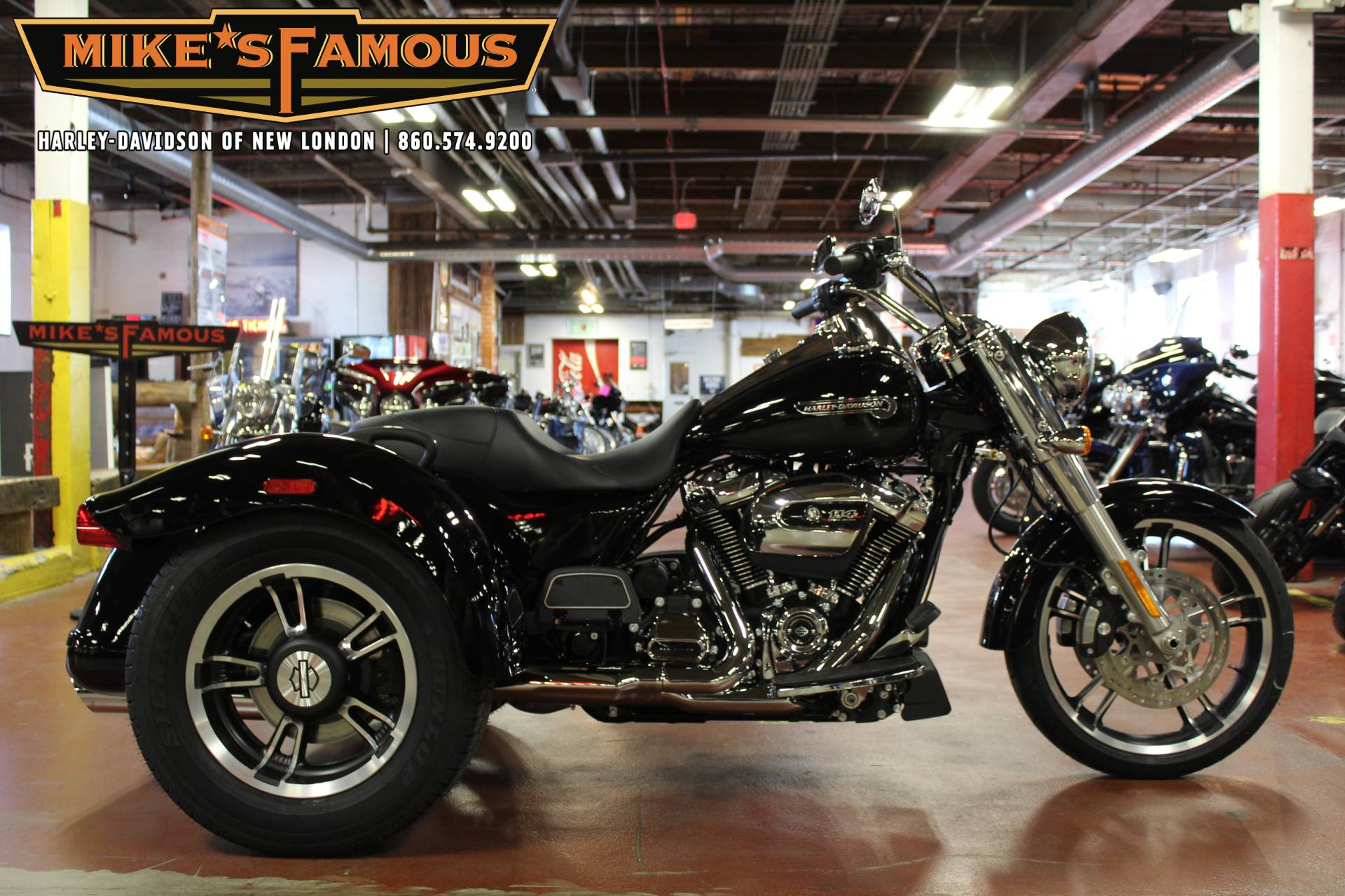 2020 Harley-Davidson Freewheeler® in New London, Connecticut - Photo 1