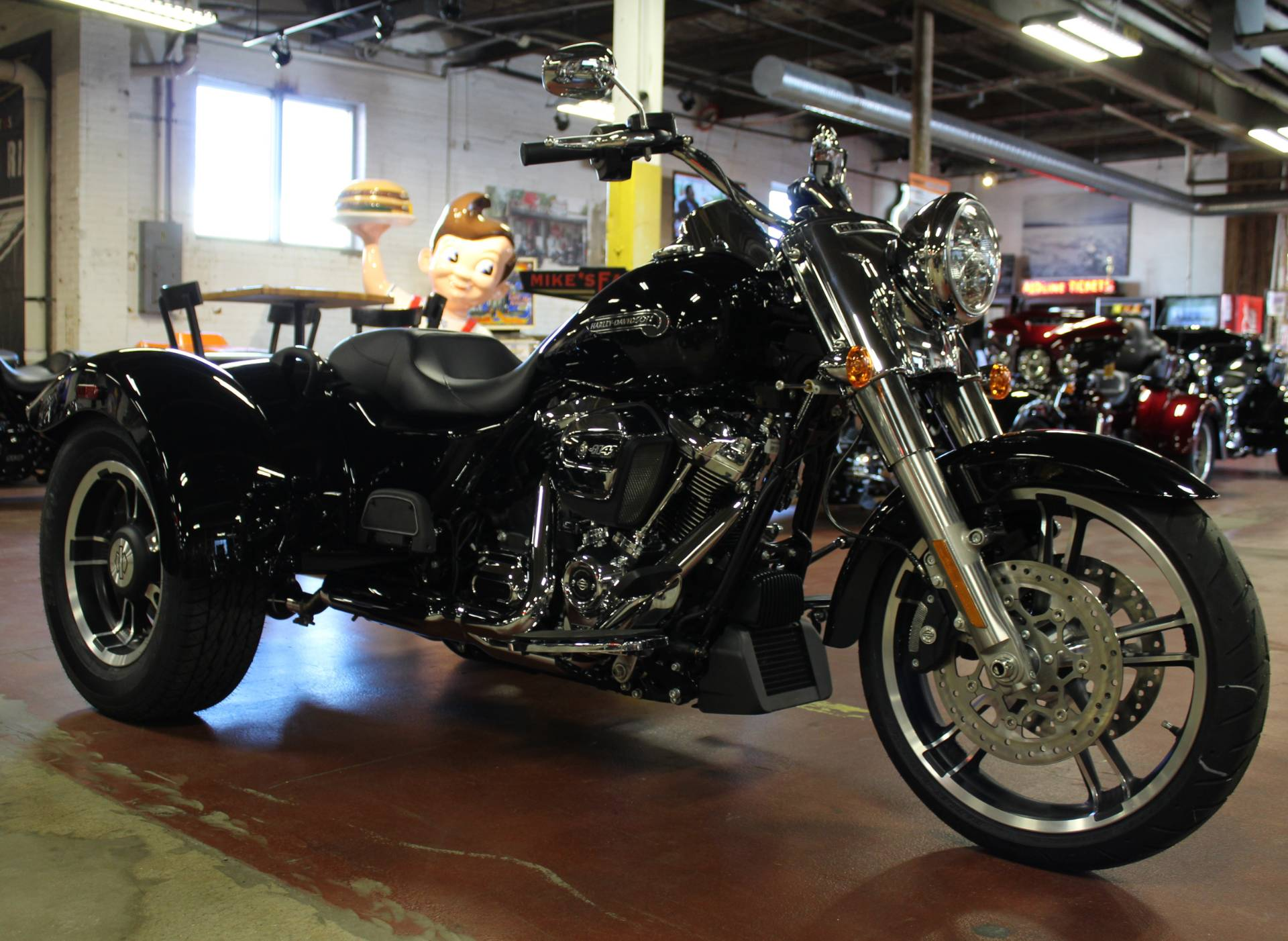 2020 Harley-Davidson Freewheeler® in New London, Connecticut - Photo 2