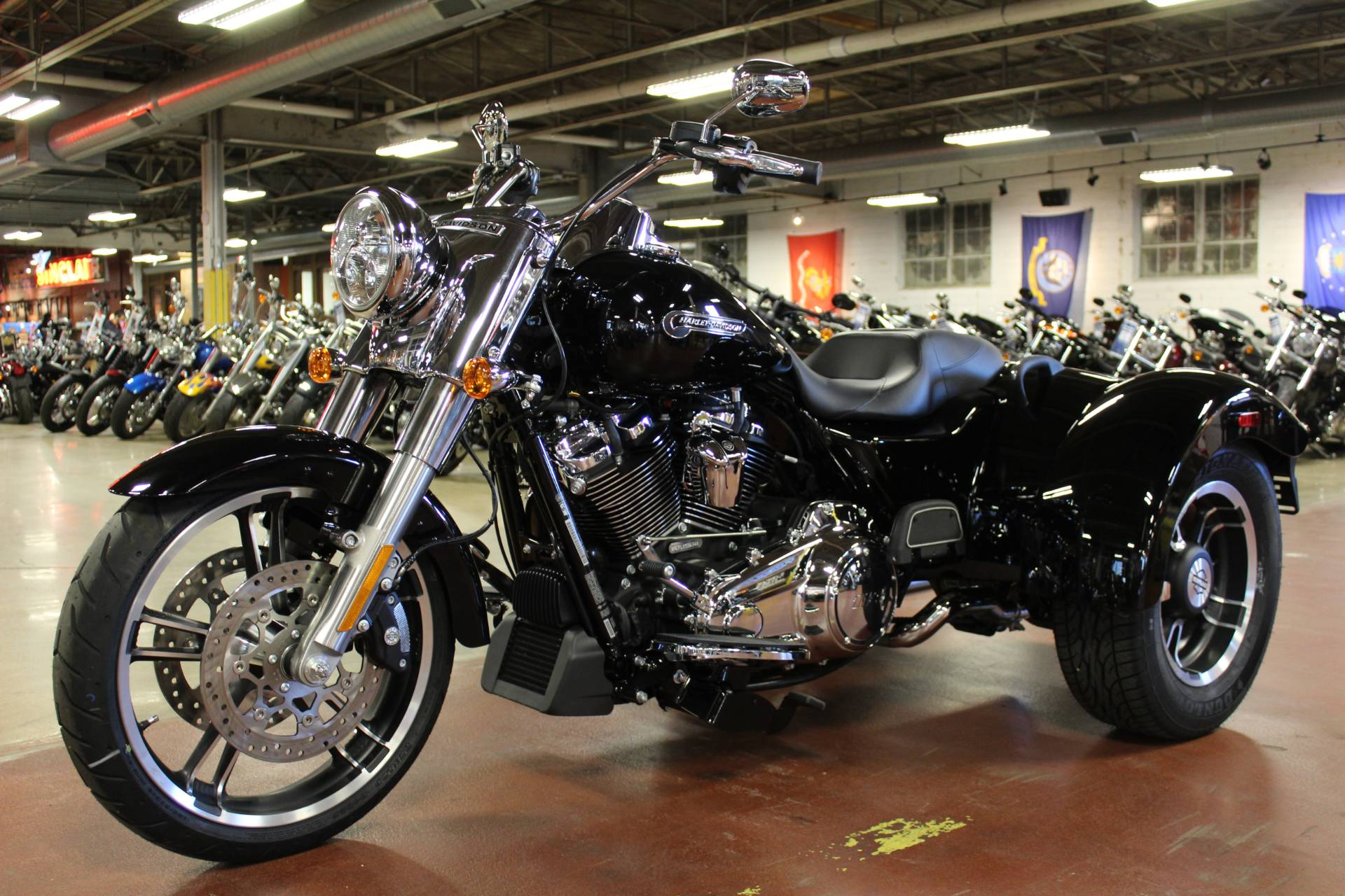 2020 Harley-Davidson Freewheeler® in New London, Connecticut - Photo 4