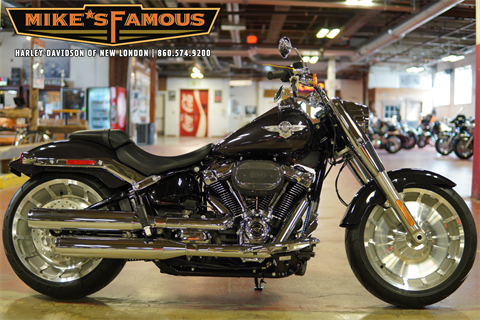 2021 Harley-Davidson Fat Boy® 114 in New London, Connecticut - Photo 1