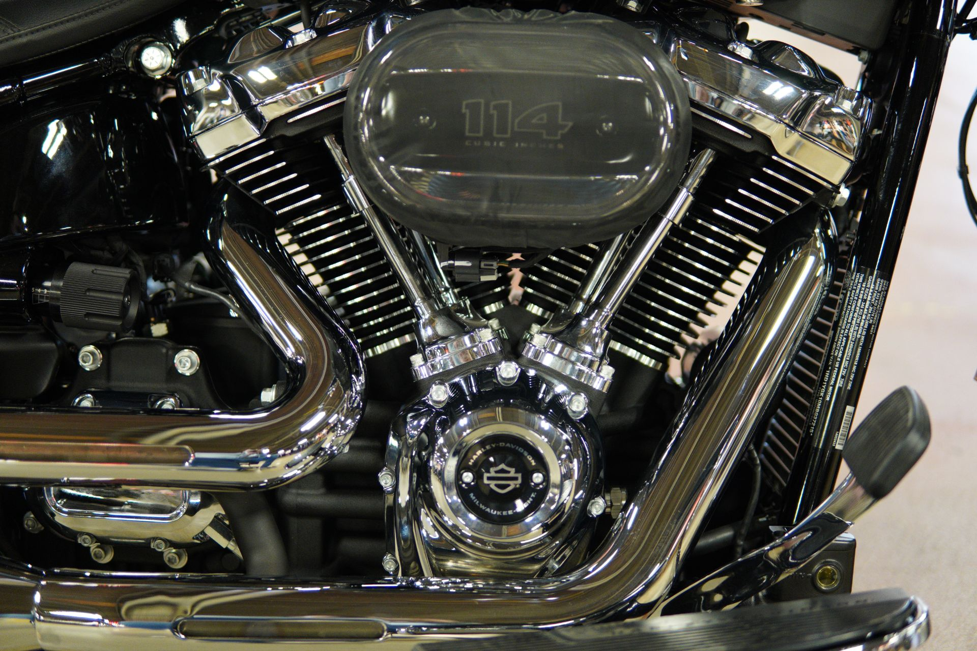2021 Harley-Davidson Fat Boy® 114 in New London, Connecticut - Photo 12