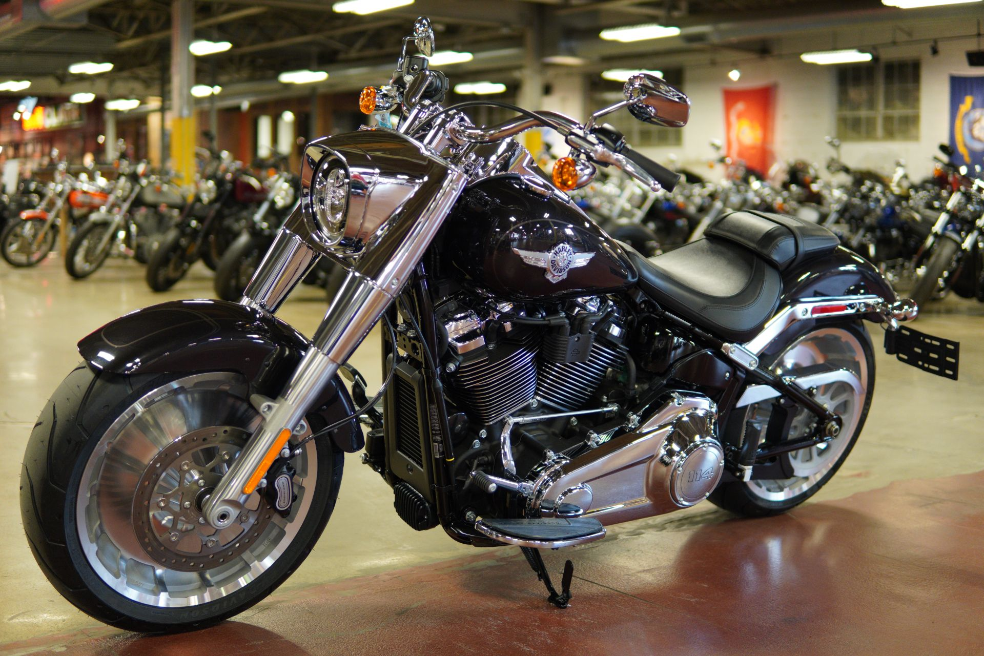 2021 Harley-Davidson Fat Boy® 114 in New London, Connecticut - Photo 4