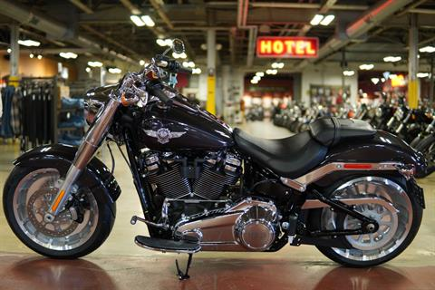 2021 Harley-Davidson Fat Boy® 114 in New London, Connecticut - Photo 5