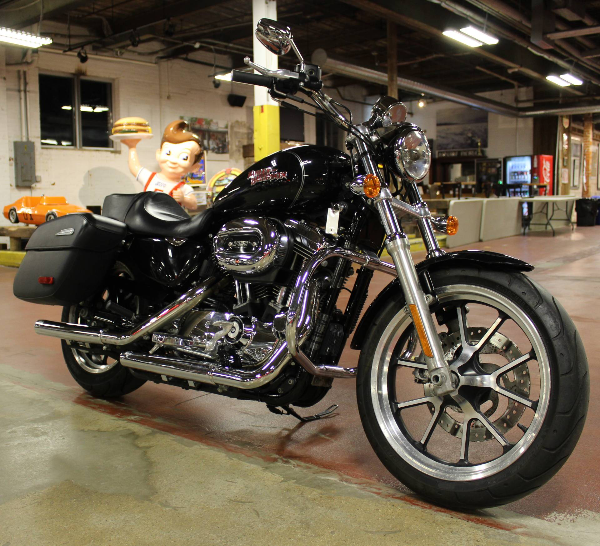 2014 Harley-Davidson SuperLow® 1200T in New London, Connecticut - Photo 2