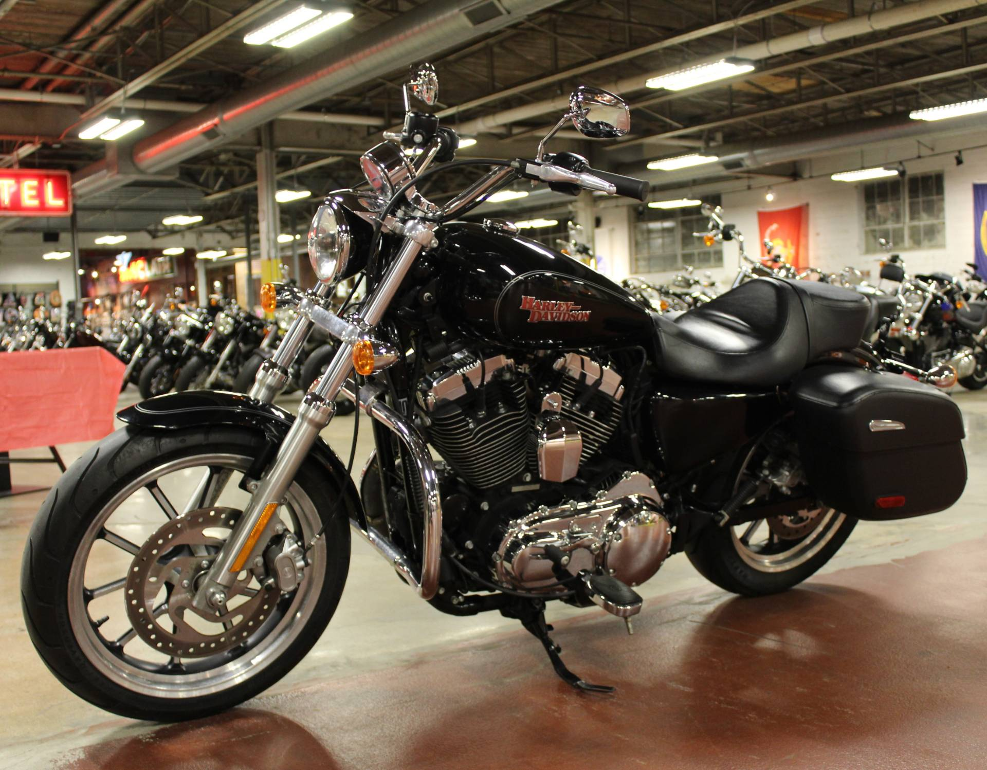 2014 Harley-Davidson SuperLow® 1200T in New London, Connecticut - Photo 4