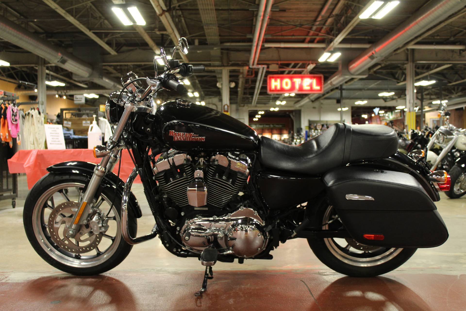 2014 Harley-Davidson SuperLow® 1200T in New London, Connecticut - Photo 5