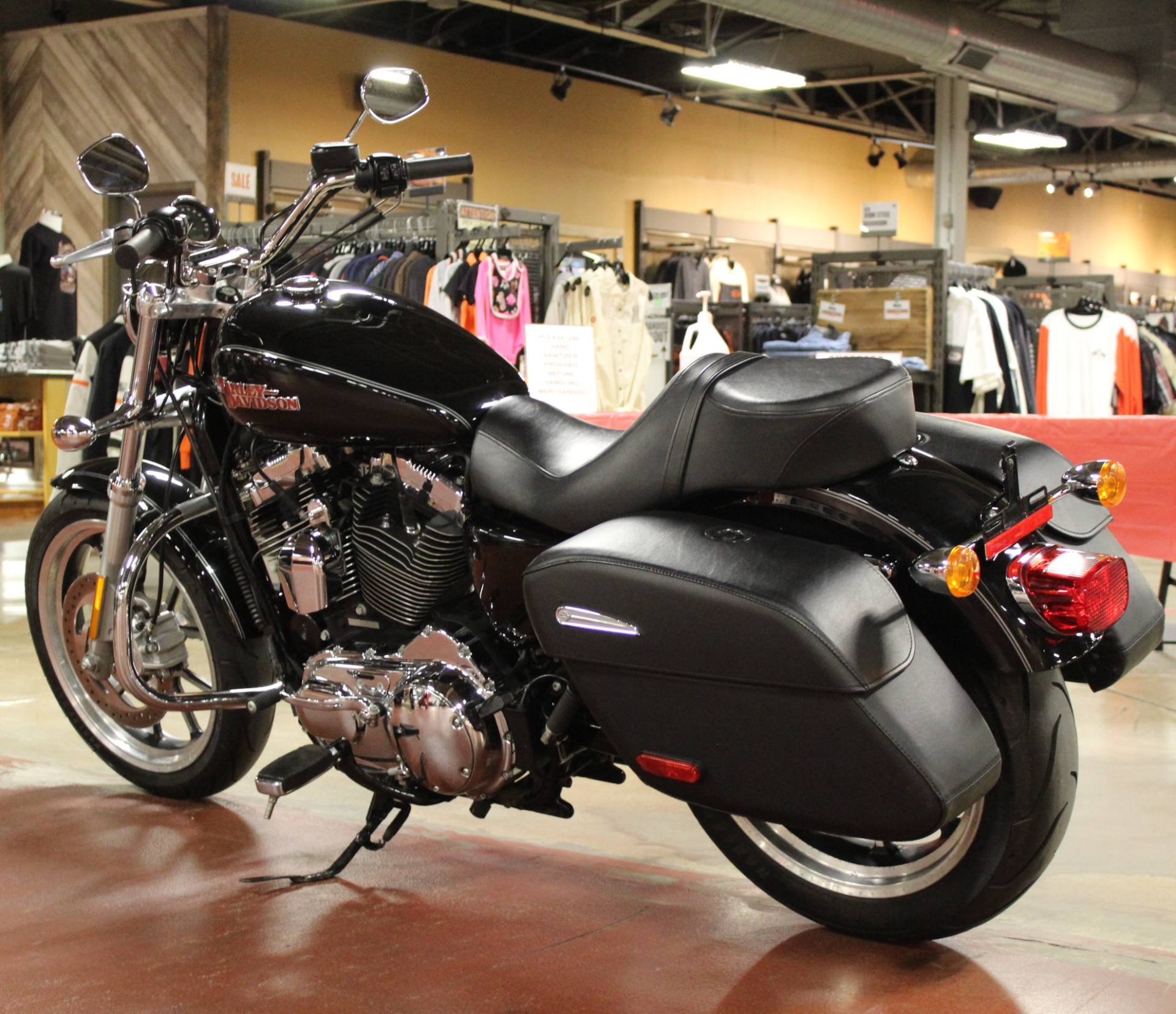 2014 Harley-Davidson SuperLow® 1200T in New London, Connecticut - Photo 6