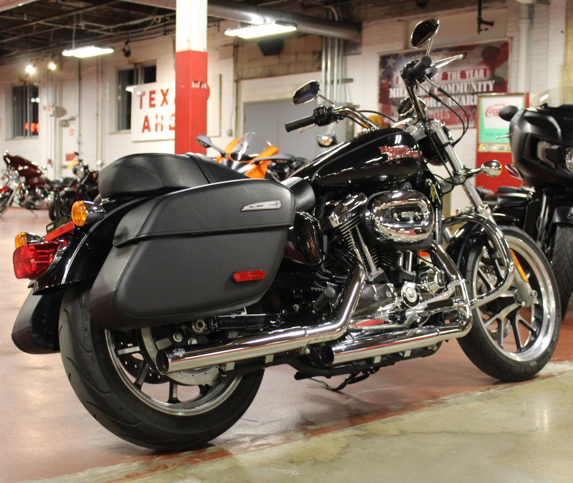 2014 Harley-Davidson SuperLow® 1200T in New London, Connecticut - Photo 8