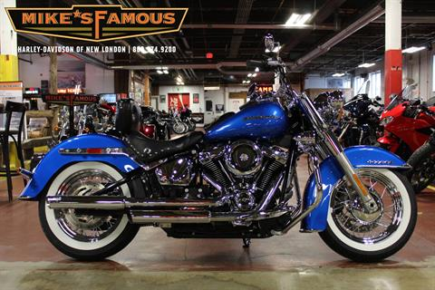 2018 Harley-Davidson Softail® Deluxe 107 in New London, Connecticut - Photo 1