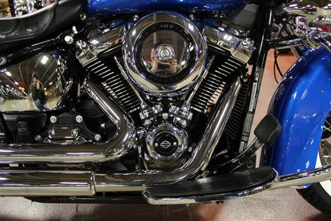 2018 Harley-Davidson Softail® Deluxe 107 in New London, Connecticut - Photo 15