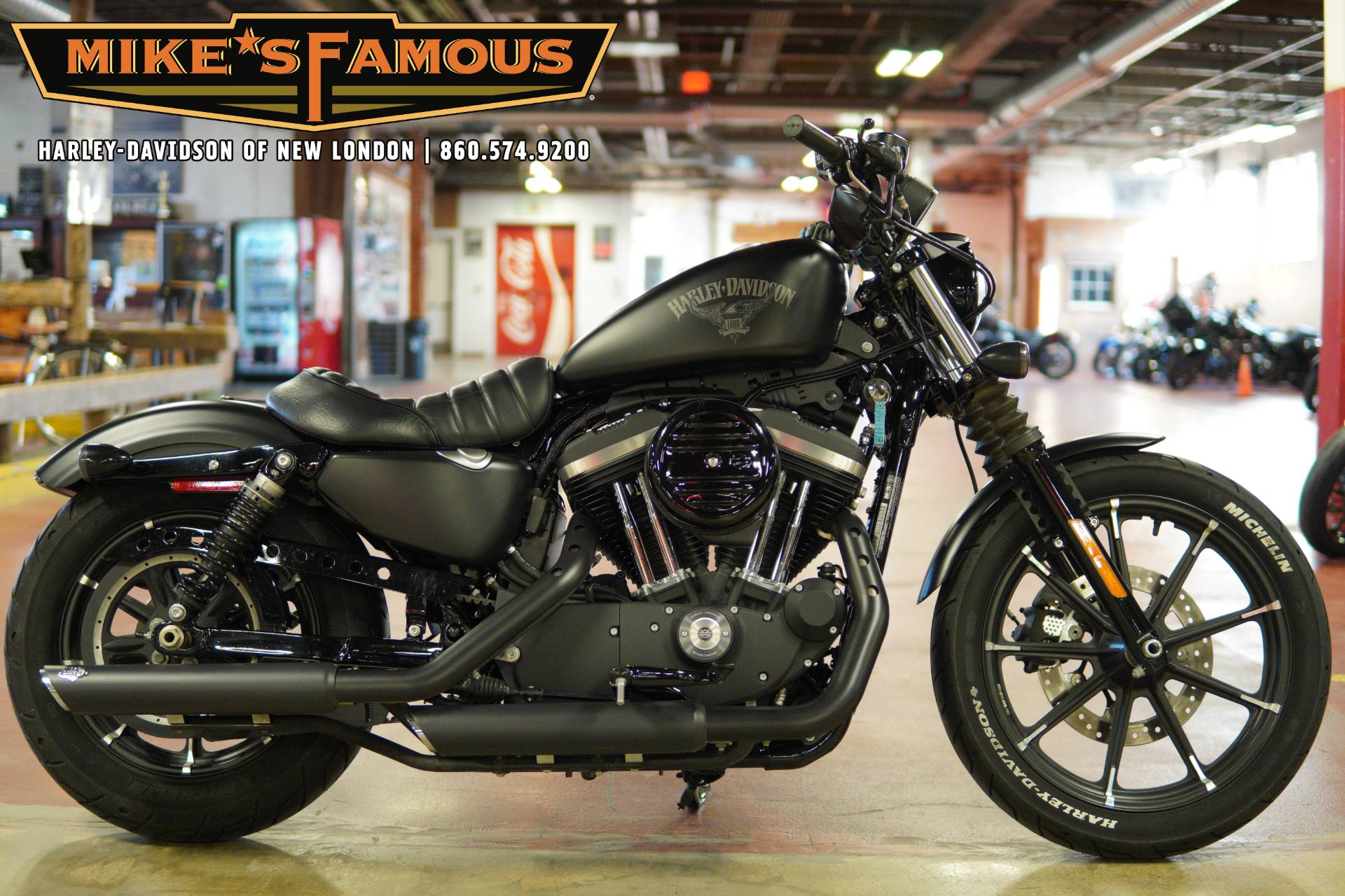 2018 Harley-Davidson Iron 883™ in New London, Connecticut - Photo 1