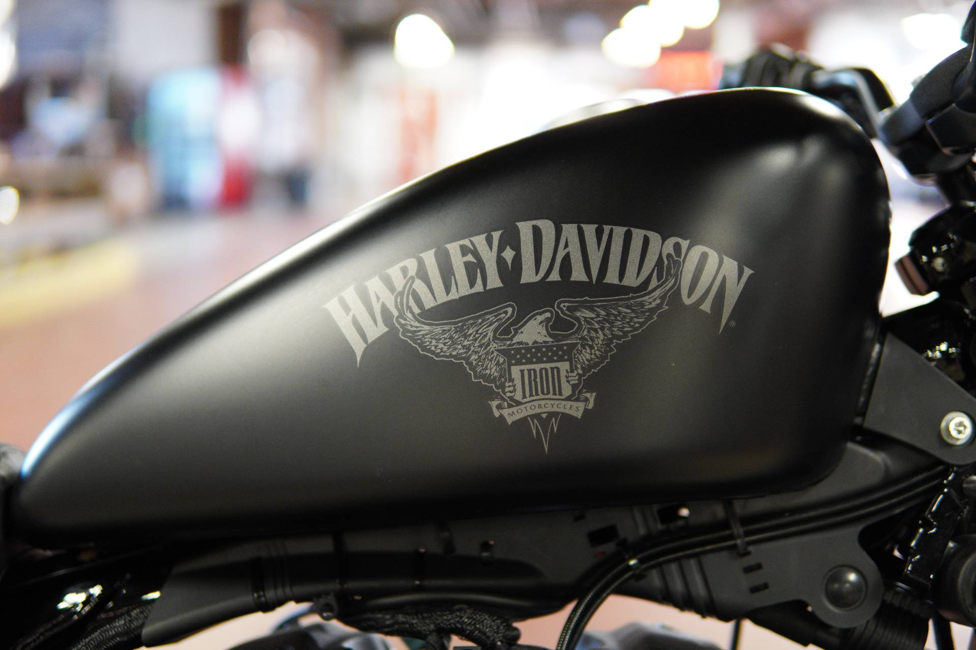 2018 Harley-Davidson Iron 883™ in New London, Connecticut - Photo 9