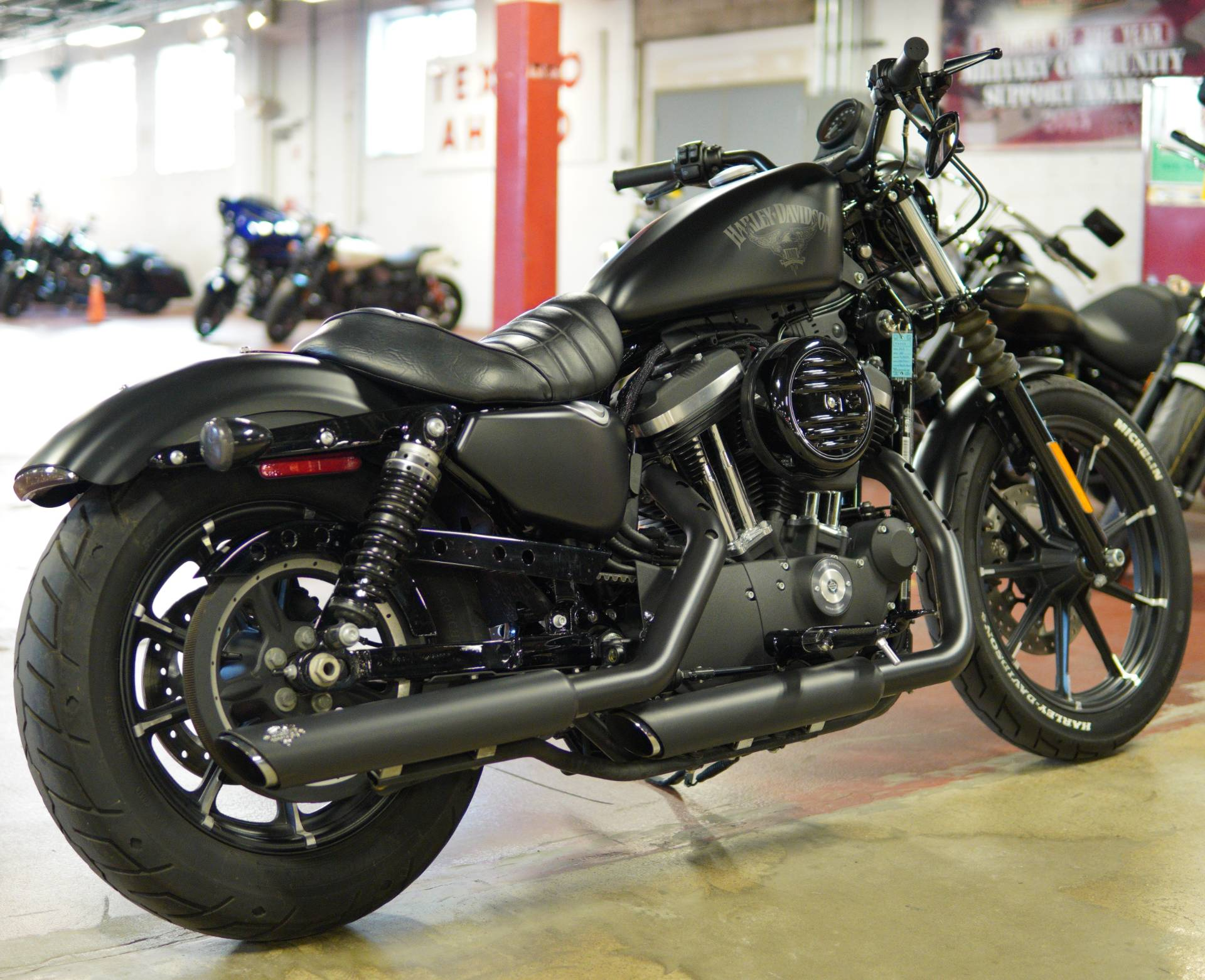 2018 Harley-Davidson Iron 883™ in New London, Connecticut - Photo 8