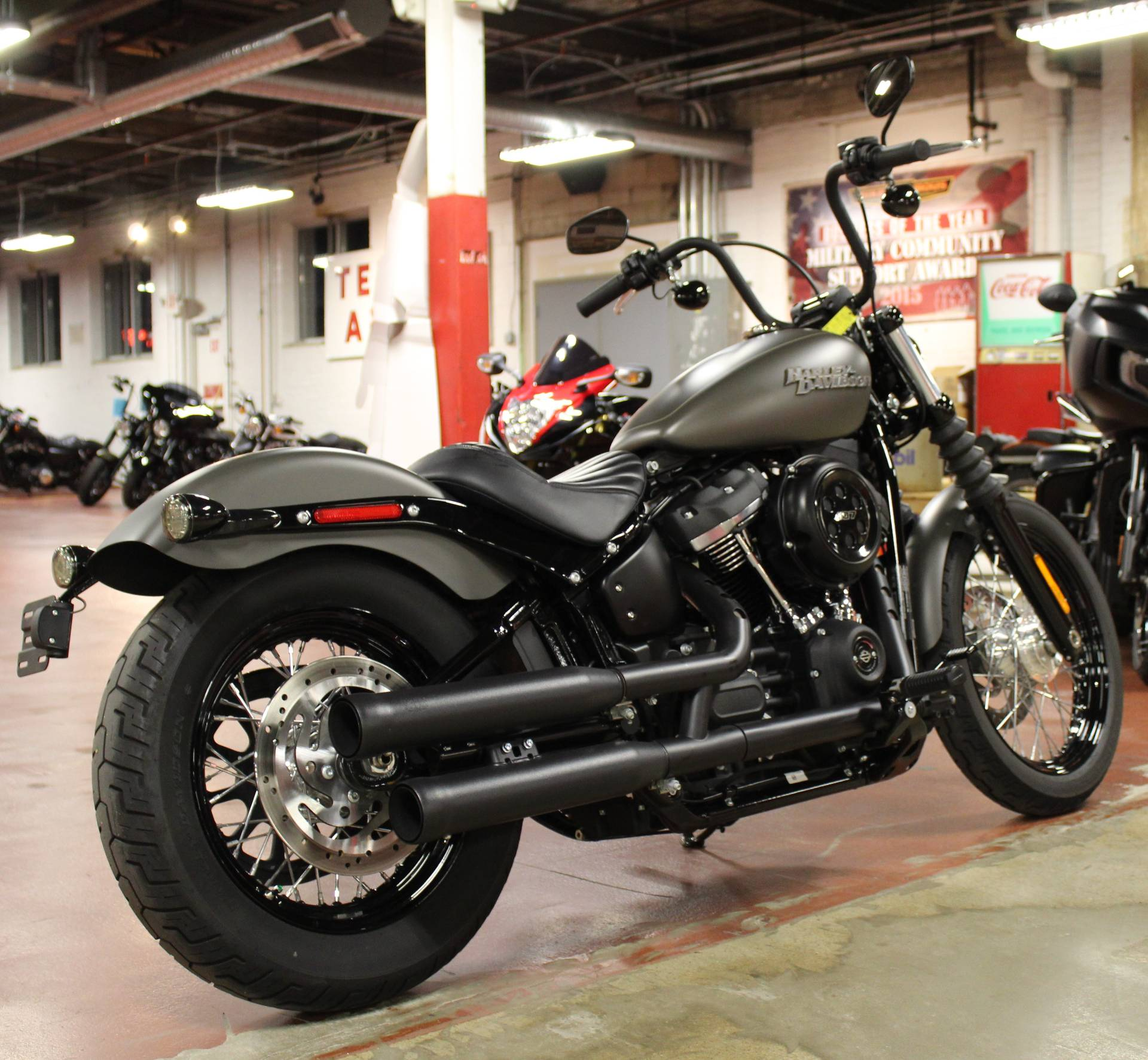 2019 Harley-Davidson Street Bob® in New London, Connecticut - Photo 8