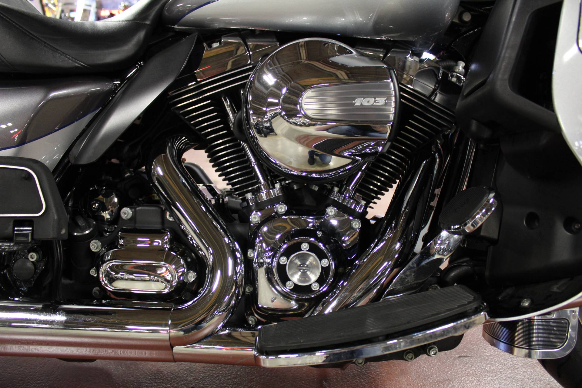 2014 Harley-Davidson Ultra Limited in New London, Connecticut - Photo 15