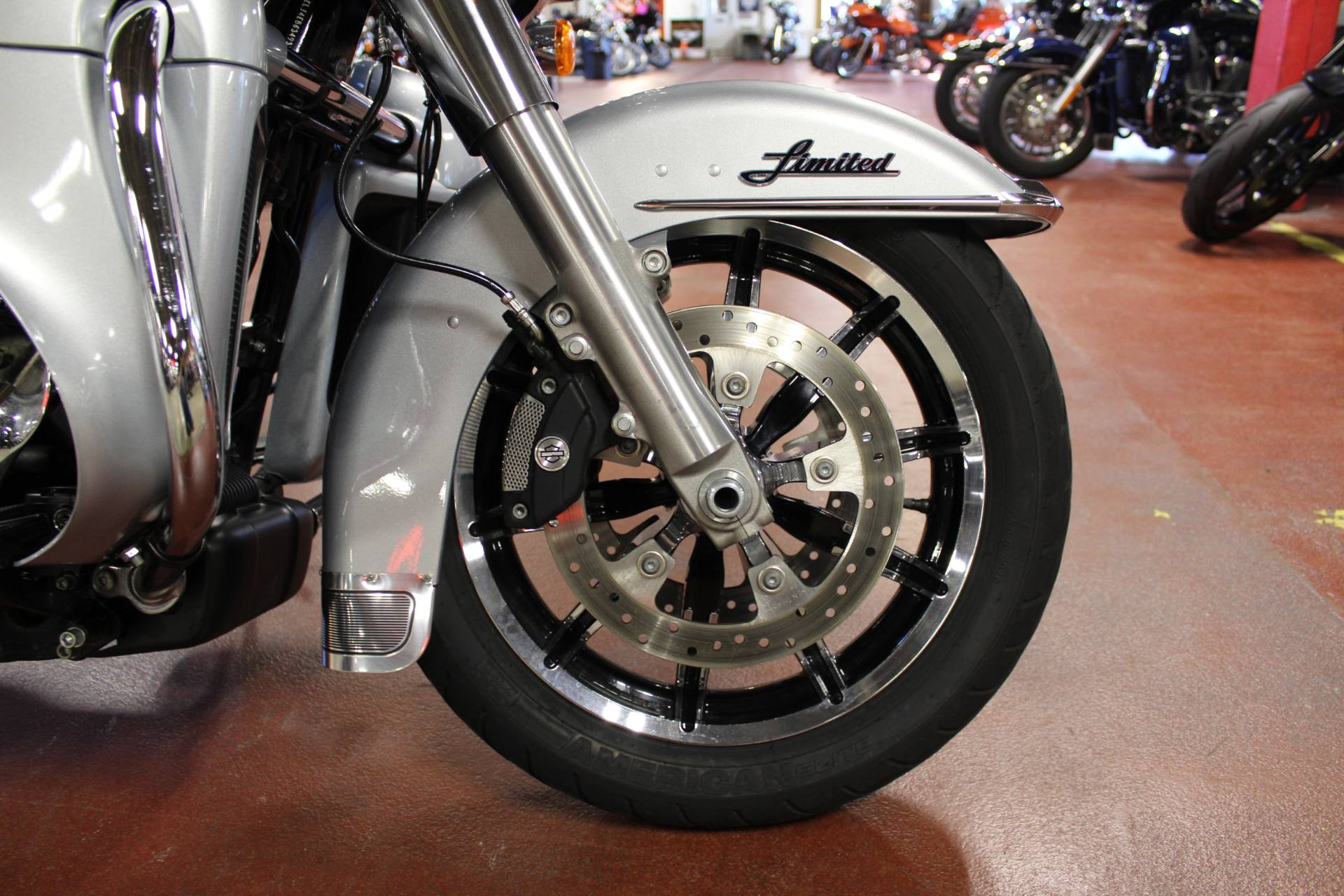 2014 Harley-Davidson Ultra Limited in New London, Connecticut - Photo 20