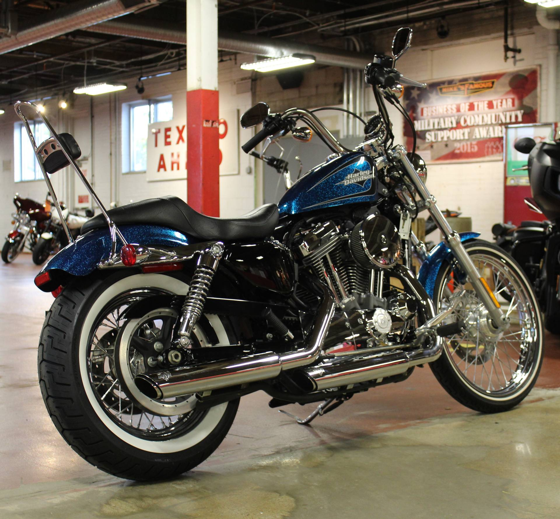 2015 Harley-Davidson Seventy-Two® in New London, Connecticut - Photo 8