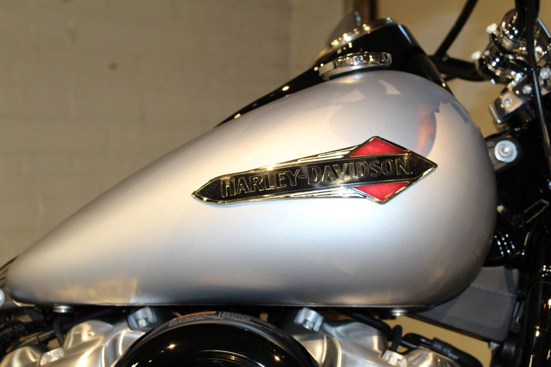 2020 Harley-Davidson Softail Slim® in New London, Connecticut - Photo 9