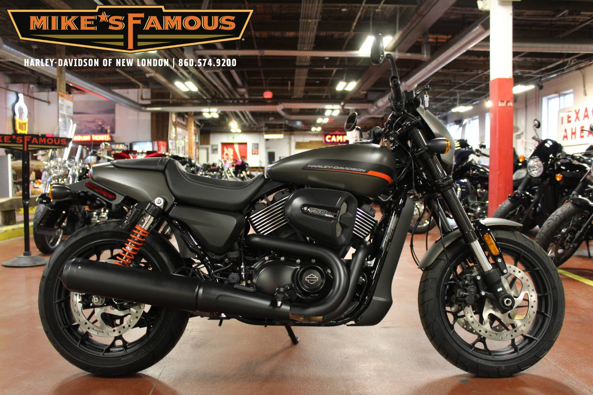 2019 Harley-Davidson Street Rod® in New London, Connecticut - Photo 1