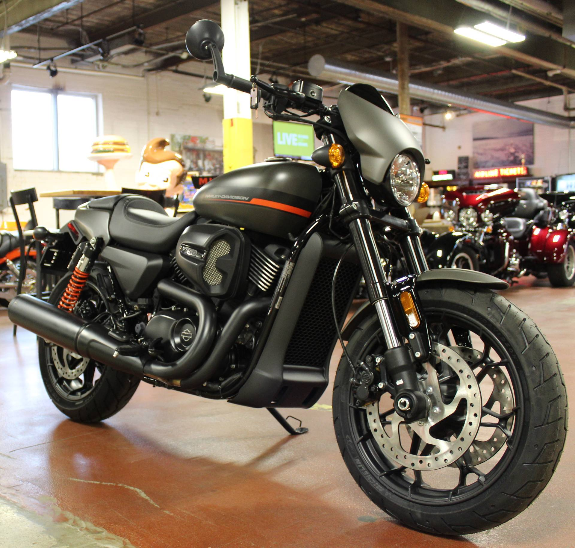 2019 Harley-Davidson Street Rod® in New London, Connecticut - Photo 2