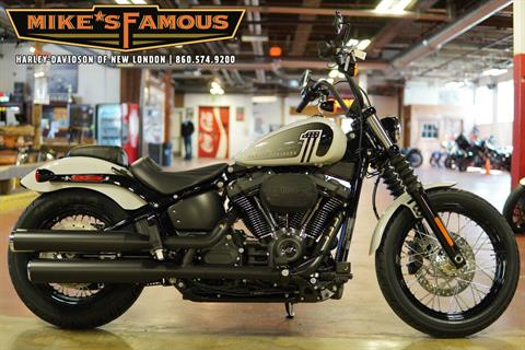 2021 Harley-Davidson Street Bob® 114 in New London, Connecticut - Photo 1