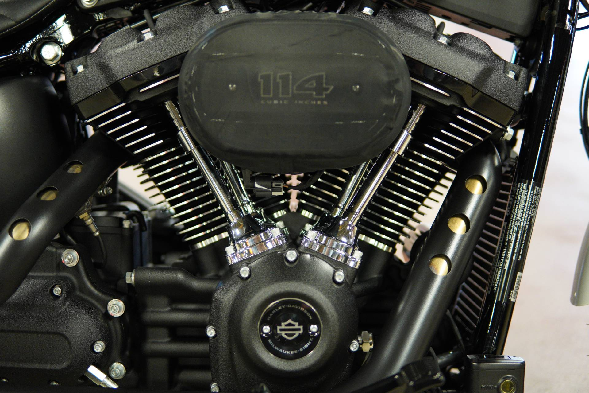 2021 Harley-Davidson Street Bob® 114 in New London, Connecticut - Photo 14