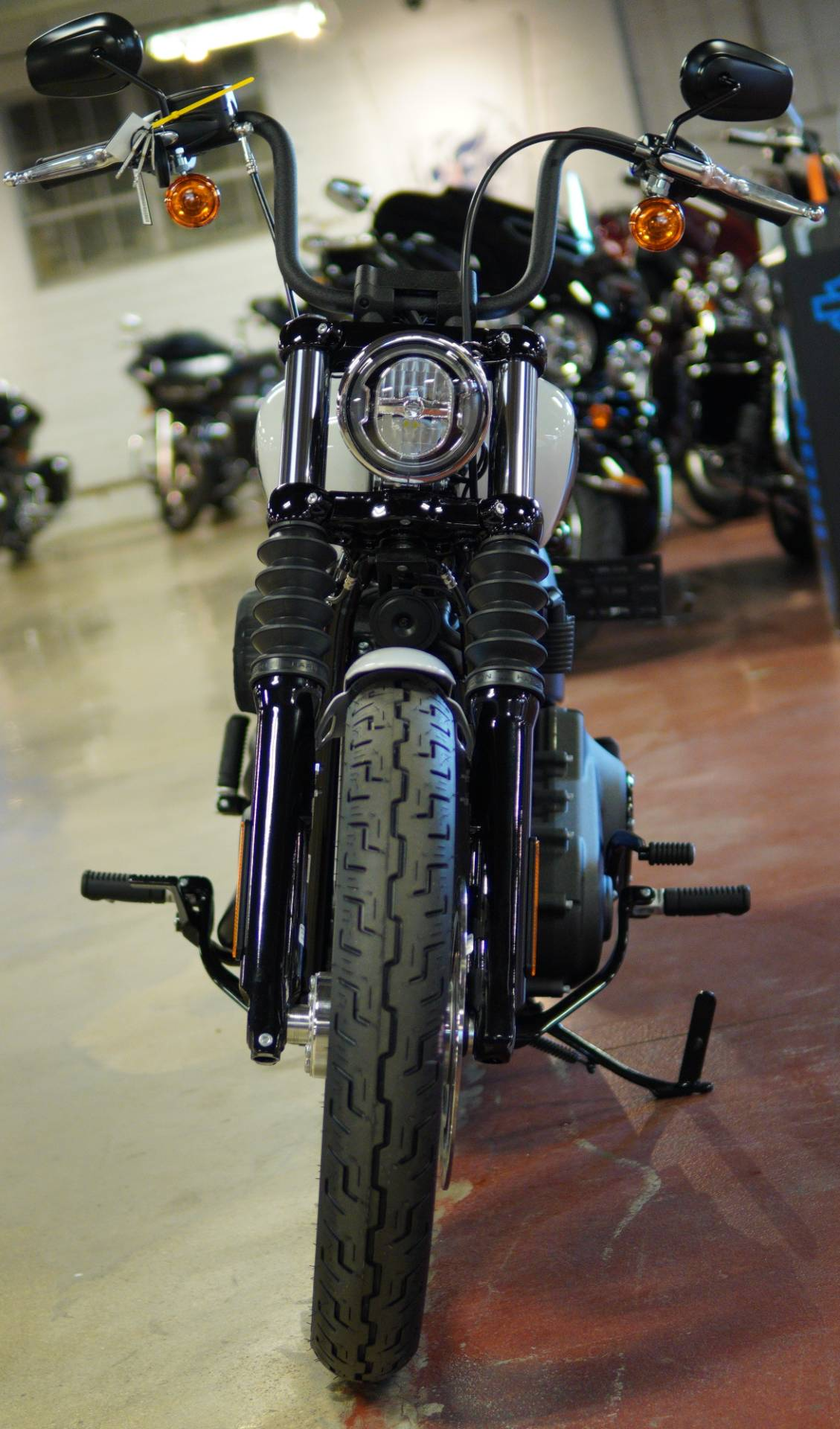 2021 Harley-Davidson Street Bob® 114 in New London, Connecticut - Photo 3