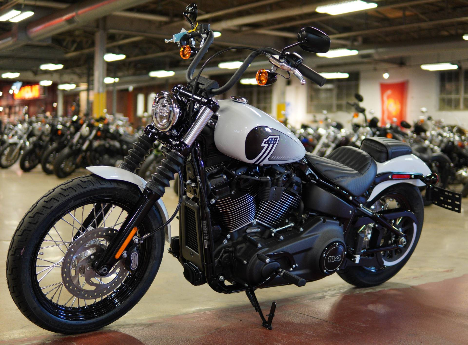 2021 Harley-Davidson Street Bob® 114 in New London, Connecticut - Photo 4