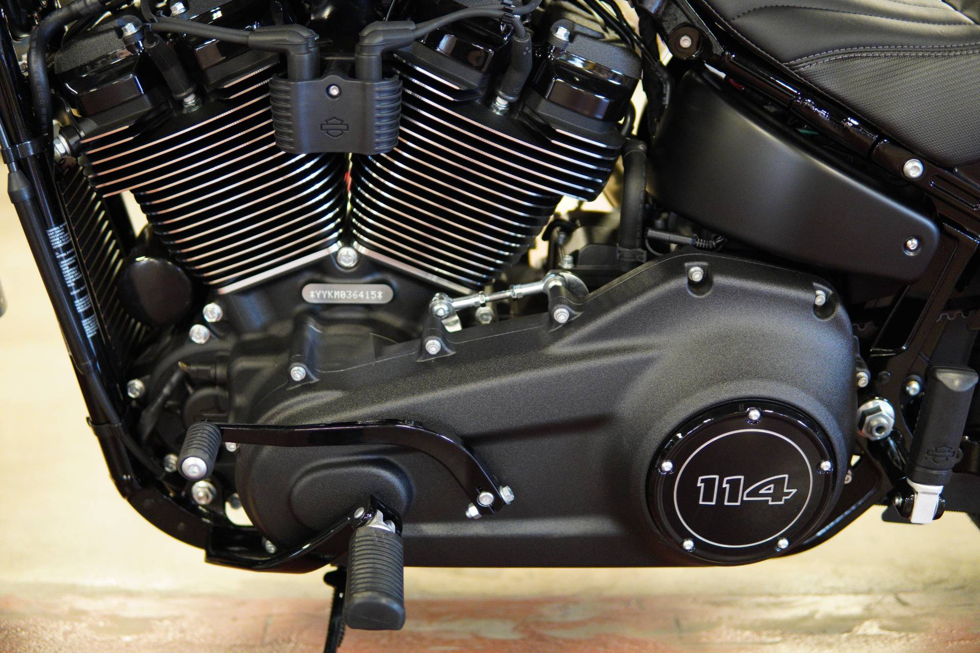 2021 Harley-Davidson Street Bob® 114 in New London, Connecticut - Photo 15