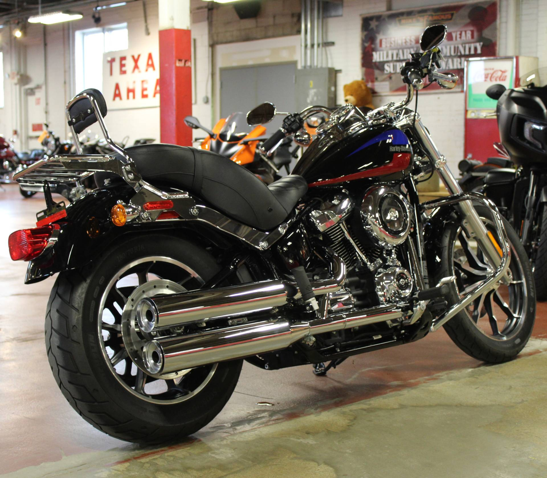 2018 Harley-Davidson Low Rider® 107 in New London, Connecticut - Photo 8