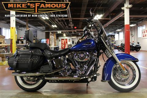 2015 Harley-Davidson Heritage Softail® Classic in New London, Connecticut - Photo 1