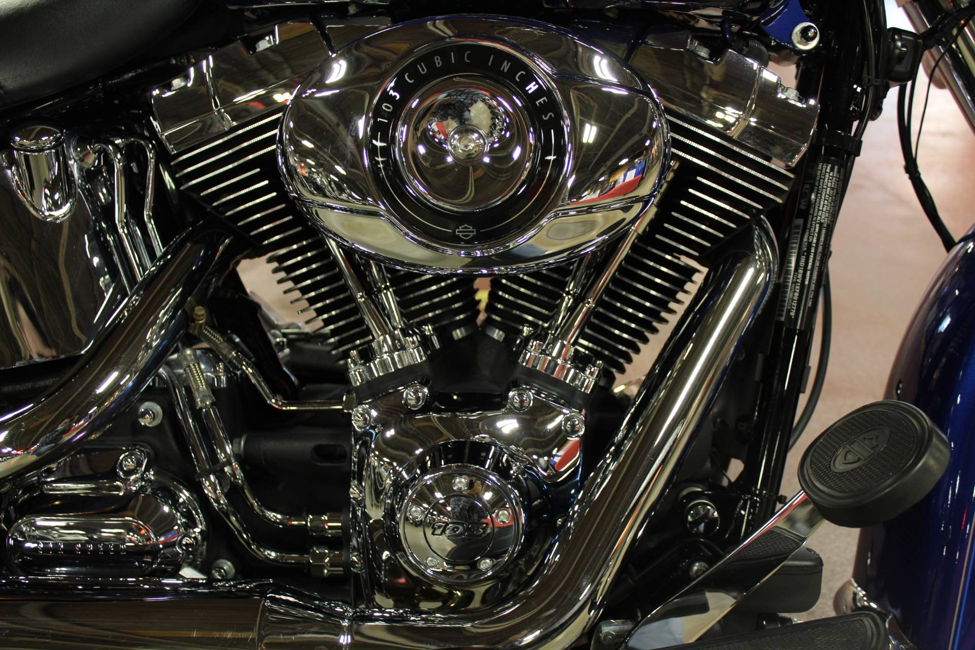 2015 Harley-Davidson Heritage Softail® Classic in New London, Connecticut - Photo 16