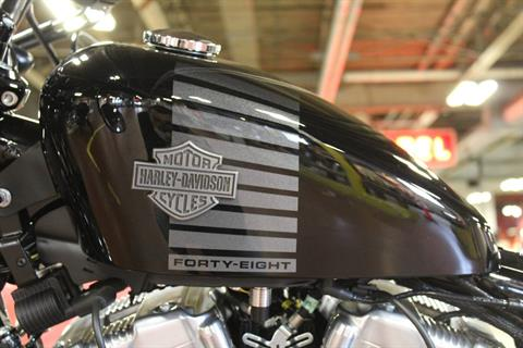 2018 Harley-Davidson Forty-Eight® in New London, Connecticut - Photo 11